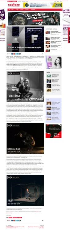 0712 - nadlanu.com - HFestival- tri dana angazovanog teatra u Beogradu