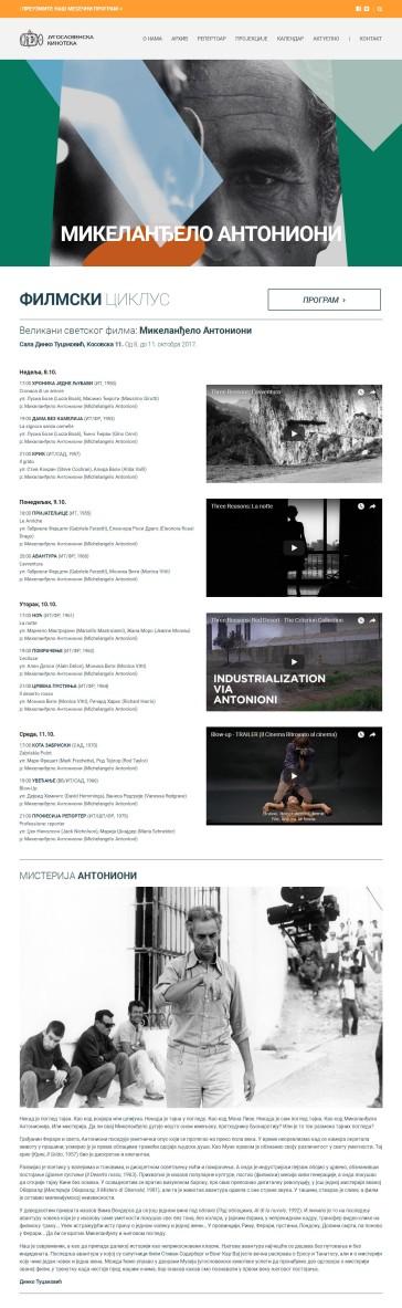0810 - kinoteka.org.rs - Mikelandjelo Antonini