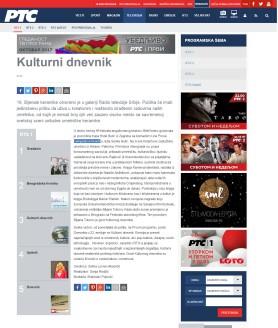 1212 - rts.rs - Kulturni dnevnik