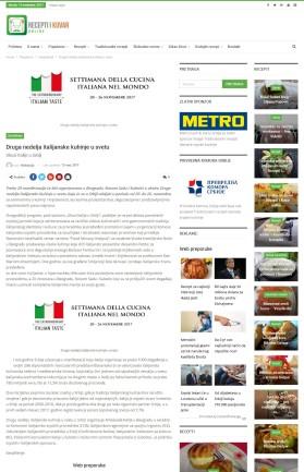 1311 - recepti-kuvar.rs - Druga nedelja italijanske kuhinje u svetu