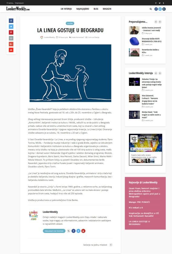 1611 - lookerweekly.com - LA LINEA GOSTUJE U BEOGRADU