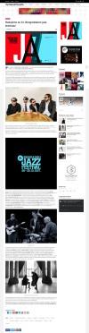 2010 - imaginarijum.rs - Radujemo se 33. Beogradskom jazz festivalu