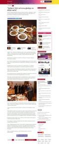 2011 - b92.net - Italijani i Srbi na hranu gledaju na slican nacin
