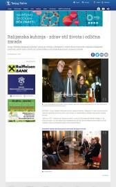 2011 - tanjug.rs - Italijanska kuhinja - zdrav stil zivota i odlicna zarada