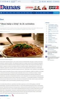 2111 - danas.rs - Ukusi Italije u Srbiji do 26. novembra