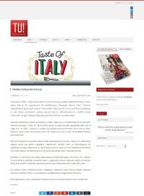 2311 - tumagazin.rs - Nedelja italijanske kuhinje