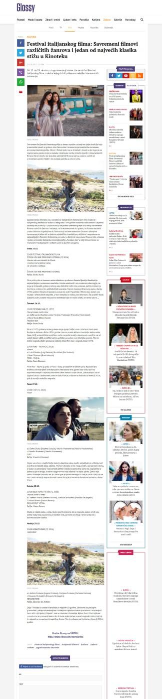 2410 - glossy.espreso.rs - Festival italijanskog filma- Savremeni filmovi razlicitih zanrova i jedan od najve-çih klasika stizu u Kinoteku