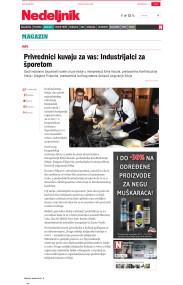 2411 - nedeljnik.rs - Privrednici kuvaju za vas