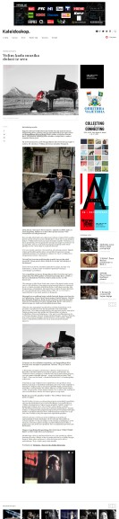 2710 - kaleidoskop-media.com - Volim kada muzika dolazi iz srca