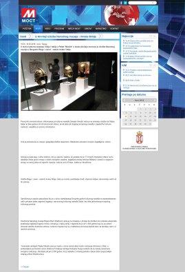 1003 - tvmost.info - U Akvileji izlozba Narodnog muzeja - rimska Srbija