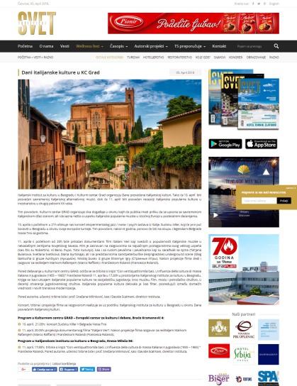 0504 - turistickisvet.com - Dani italijanske kulture u KC Grad