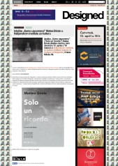 1304 - designed.rs - Izlozba Samo uspomena Matea Djirole u Italijanskom institutu za kulturu
