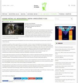 2003 - cupavakeleraba.com - Uskoro pocinje XIX Medjunarodna smotra arheoloskog filma