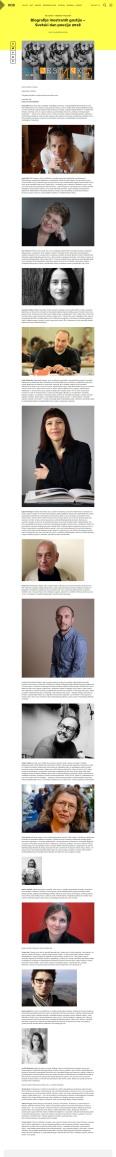 2103 - kcb.org.rs - Biografije inostranih gostiju Svetski dan poezije 2018
