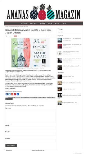 2104 - ananasmag.com - Koncert Italijana Matije Zanata u kafe baru Juljian Djupon