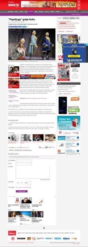 2404 - novosti.rs - Pepeljuga greje dusu