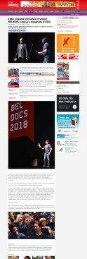 0705 - novosti.rs - EJBEL FERARA SVECANO OTVORIO BELDOKS- Lepo je u Beogradu