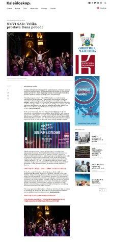 0805 - kaleidoskop-media.com - NOVI SAD - Velika proslava Dana pobede