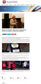 1005 - youthnow.rs - Ejbelu Ferari dodeljen Zlatni pecat Jugoslovenske kinoteke za zasluge u svetskoj kinematografiji
