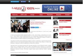 2105 - radiolaguna.rs - Aktuelno- Festival italijanskog filma u Jugoslovenskoj kinoteci