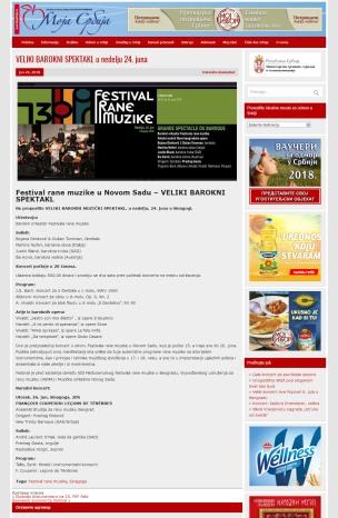 2406 - mojasrbija.rs - Festival rane muzike u Novom Sadu - VELIKI BAROKNI SPEKTAKL