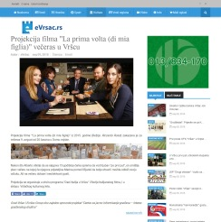 0908 - evrsac.rs - Projekcija filma La prima volta veceras u Vrscu
