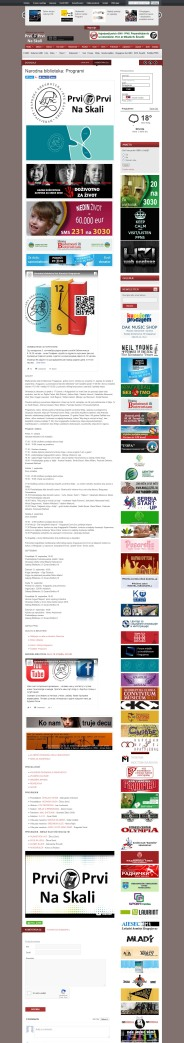 2808 - prviprvinaskali.com - Narodna biblioteka- Programi