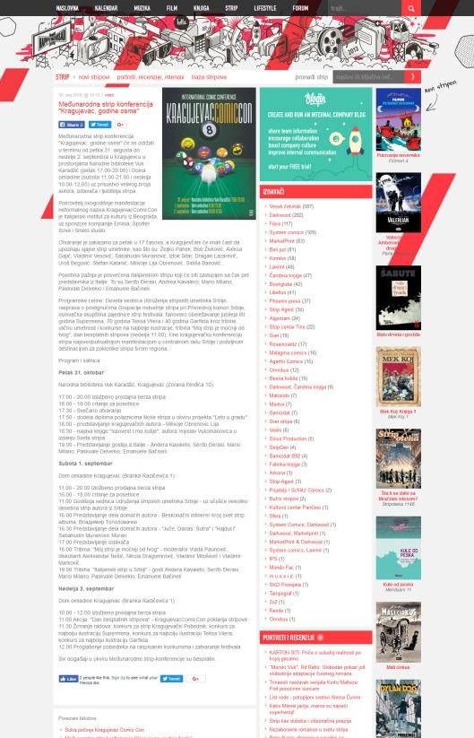3008 - happynovisad.com - Medjunarodna strip konferencija Kragujevac, godine osme
