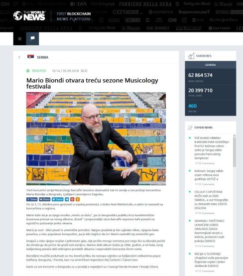 0509 - theworldnews.net - Mario Biondi otvara trecu sezone Musicology festivala