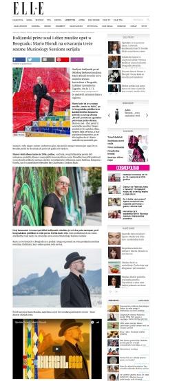 1009 - elle.rs - Italijanski princ soul i dzez muzike opet u Beogradu - Mario Biondi na otvaranju trece sezone Musicology Sessions serijala