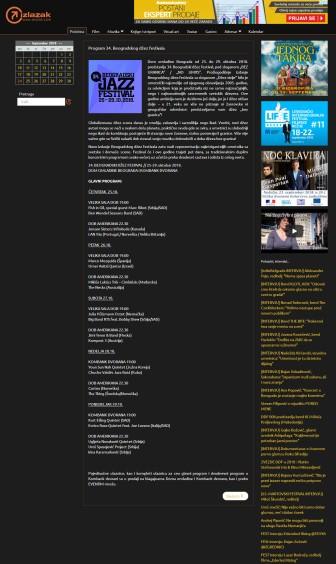2309 - izlazak.com - Program 34. Beogradskog dzez festivala