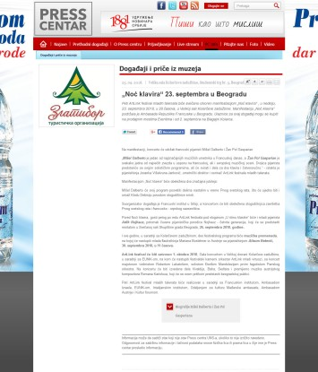 2309 - presscentar.uns.org.rs - Noc klavira 23. septembra u Beogradu
