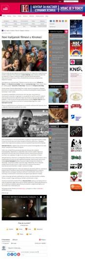 2509 - seecult.org - Novi italijanski filmovi u Kinoteci