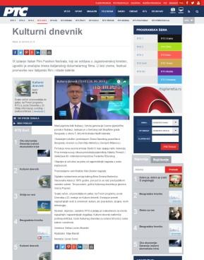 2609 - rts.rs - Kulturni dnevnik