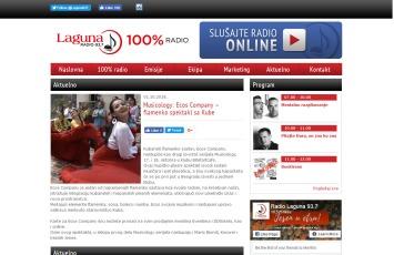 0110 - radiolaguna.rs - Aktuelno- Musicology- Ecos Company GÇô flamenko spektakl sa Kube