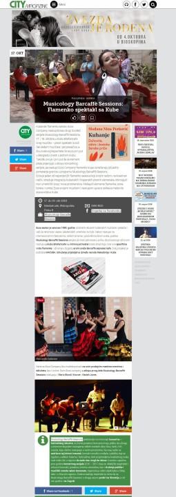 0210 - citymagazine.rs - Musicology Barcaffe Sessions- Flamenko spektakl sa Kube