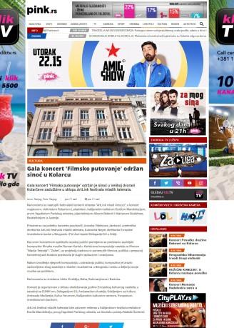 0210 - pink.rs - Gala koncert Filmsko putovanje odrzan sinoc u Kolarcu