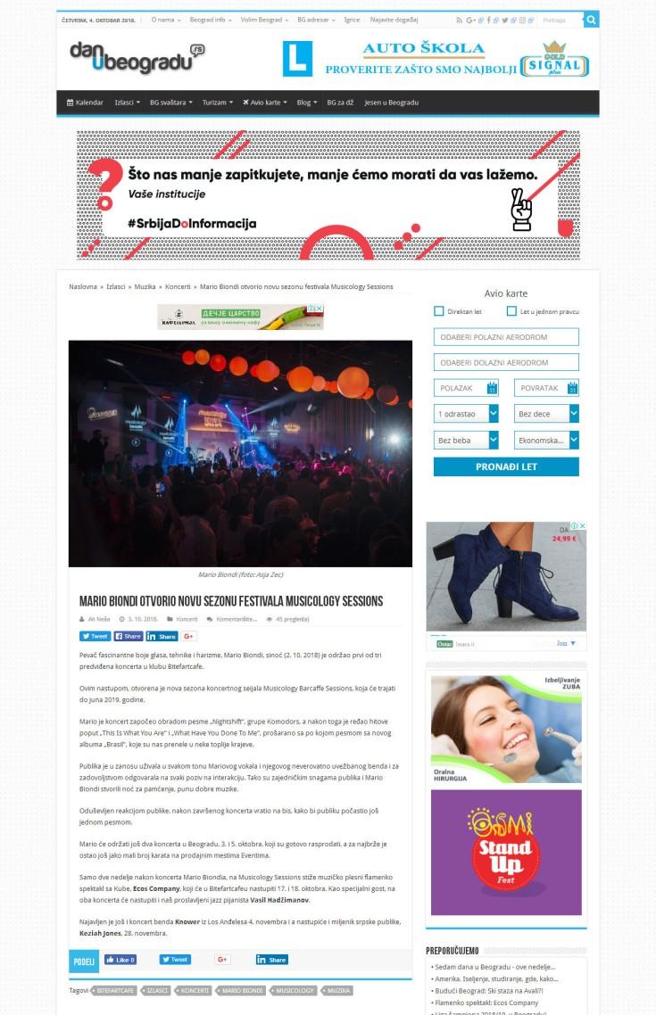 0310 - danubeogradu.rs - Mario Biondi otvorio novu sezonu festivala Musicology Sessions