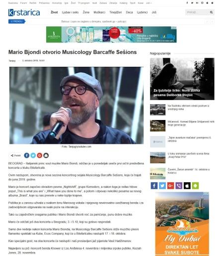 0310 - krstarica.com - Mario Bjondi otvorio Musicology Barcaffe Sesions