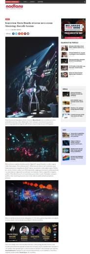 0310 - nadlanu.com - Koncertom Maria Biondia otvorena nova sezona Musicology Barcaffe Sessions