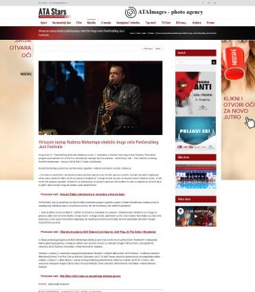 0311 - atastars.rs - Virtuozni nastup Rudresa Mahantape obelezio drugo vece Pancevackog Jazz Festivala