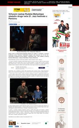 0311 - k-013.com - Virtuozni nastup Rudesa Mahantape obelezio drugo vece 21. Jazz festivala u Pancevu