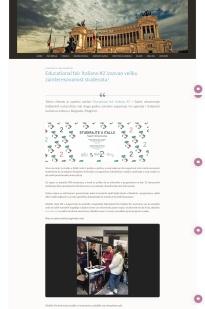 0602 - inoagencija.com - Educational fair Italiano 2 izazvao veliku zainteresovanost studenata