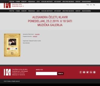 1002 - kolarac.rs - Alesandra Celeti, klavir Ponedeljak, 25.2.2019. u 18 sati