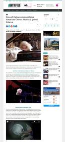 1202 - antrfile.com - Koncert italijanske pijanistkinje Alesandre Celeti u Muzickoj galeriji Kolarca