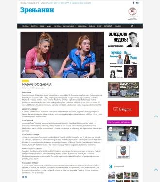 1402 - listzrenjanin.com - Najave dogadjaja