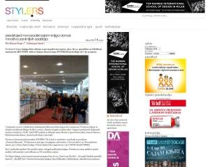 1402 - style.rs - Predstojeci Novosadski sajam knjiga donosi mnostvo zanimljivih sadrzaja