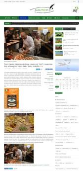 1411 - agropress.org.rs - Treca Nedelj italijanske kuhinje u svetu od 19-25. novembar bice u Beogradu, Novi Sadu, Nisu, Subotici
