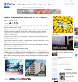1411 - krstarica.com - Nedelja italijanske kuhinje od 19. do 25. novembra