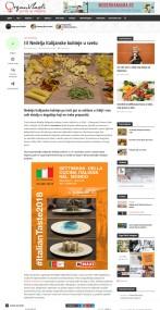 1411 - organvlasti.com - III Nedelja italijanske kuhinje u svetu